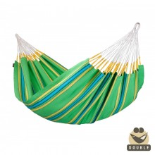 Double Hammock Currambera Kiwi - from your hammocks shop in USA