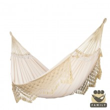 """Family hammock"" Bossanova Champagne - By the hammocks store of Americas"