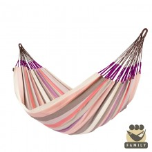 """Family hammock"" Domingo Plum - By the hammocks store of Americas"