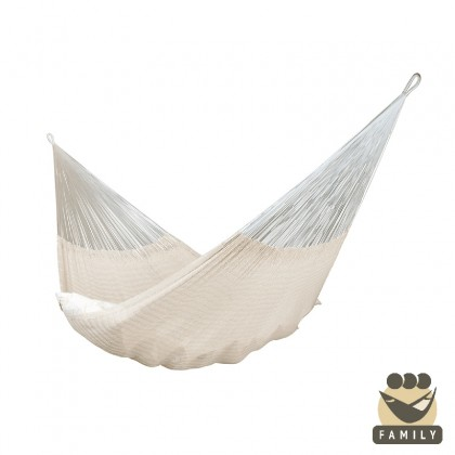 Mayan Net hammock Mexicana Écru - By the hammocks store of Americas