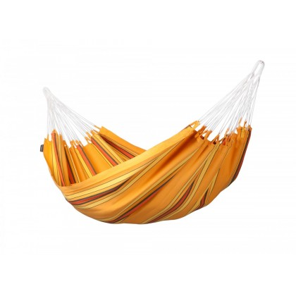 """Single hammock""  La Siesta Currambera Apricot - By the Hammock Shop of Canada"