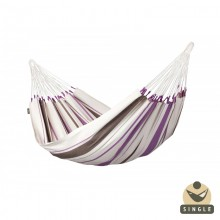 """Single hammock""  Caribeña Purple - By the hammocks store of Americas"