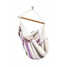 La Siesta Hammock Chair Basic ( Caribeña Purple ) - from Hammocks of Americas