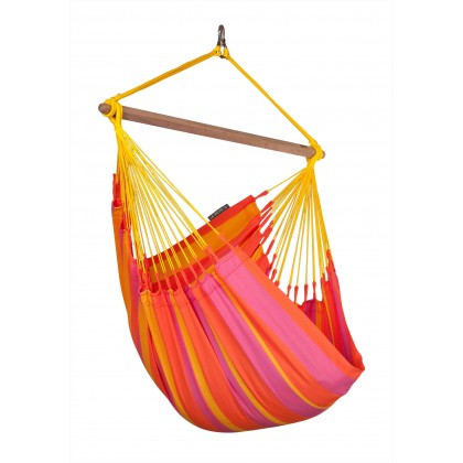 Hammock Chair Basic Sonrisa Mandarine - from your hammocks shop in USA