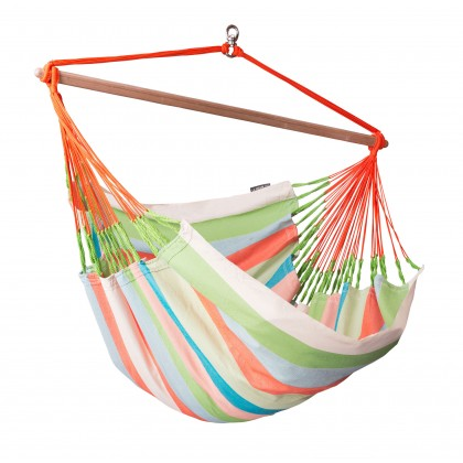 Hammock Chair Lounger Domingo Coral - from your hammocks shop in USA