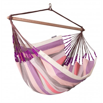 Hammock Chair Lounger DOMINGO Plum - from your hammocks shop in USA