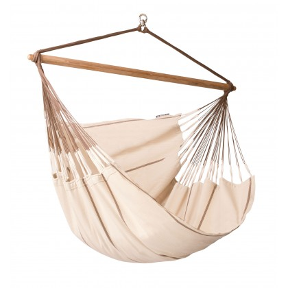 Hammock Chair Lounger Habana Nougat - from your hammocks shop in USA