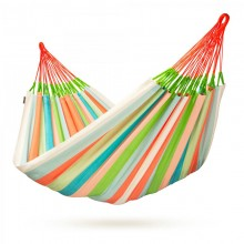 Family hammock Domingo Coral - from your hammocks shop in USA