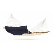 Hammock with spreader bars Kingsize Alabama Navy-Blue - from your hammocks shop in USA