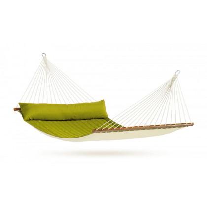 Hammock with spreader bars Kingsize Alabama Avocado - from your hammocks shop in USA