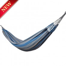 Single Hammock Jaspe-Azul - from Hammocks of Americas