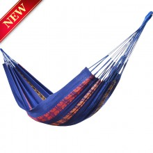 Double Hammock Macondoe-Azul- from Hammocks of Americas