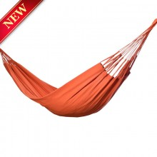 Single Hammock Monocolor-Anaranjado- from Hammocks of Americas