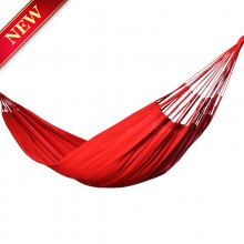 Single Hammock Monocolor-Rojo - from Hammocks of Americas