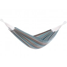 Vivere Double Sunbrella Hammock - ( Gateway Mist ) - from Hammocks of Americas