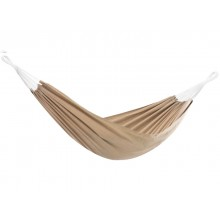 Vivere Double Sunbrella Hammock - ( Sand ) - from Hammocks of Americas