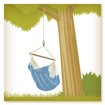 The Origins Of The Hammock Chair