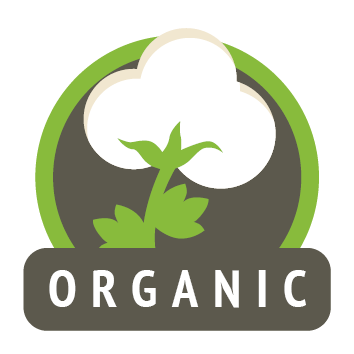 Cotton from organic production